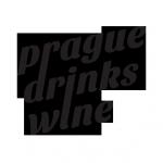 Prague drinks wine