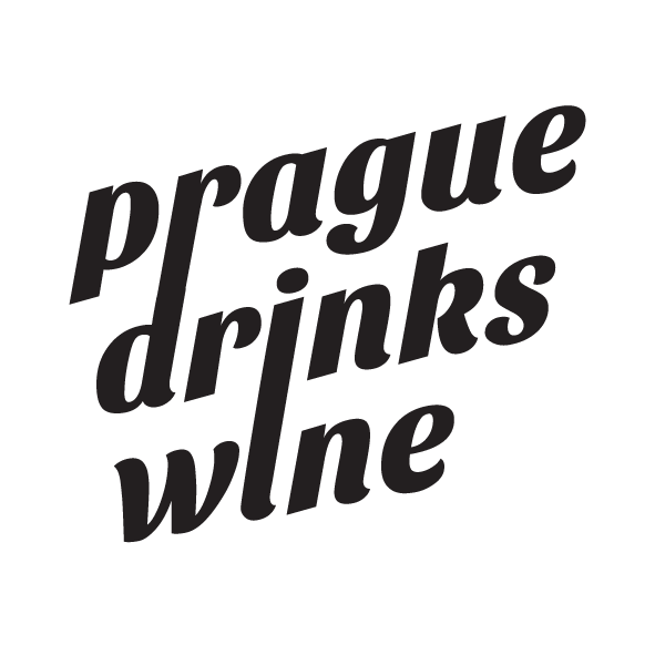 Prague drinks wine
