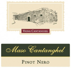 Vigna Cantanghel Pinot Nero
